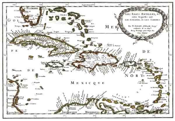 Un aller-retour aux Antilles françaises ?