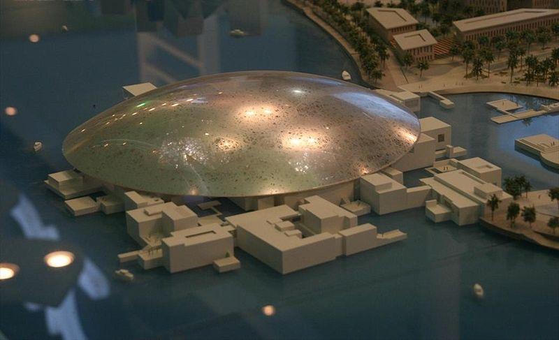 Après la Sorbonne, le Louvre à Abu Dhabi ?