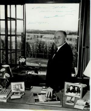Sur les pas de Jean Monnet…