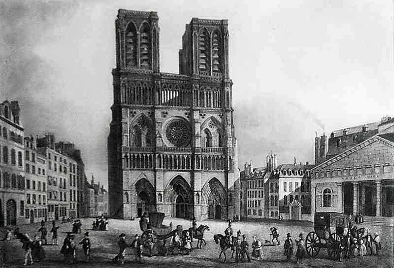 L'hôpital le plus ancien de Paris ?