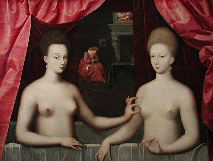 Les 7 maîtresses de roi de France les plus fameuses?