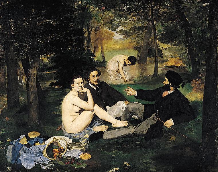 Manet ou Monet ?