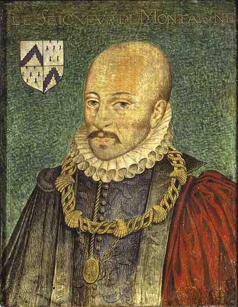 Montaigne et Etienne de la Boétie ?