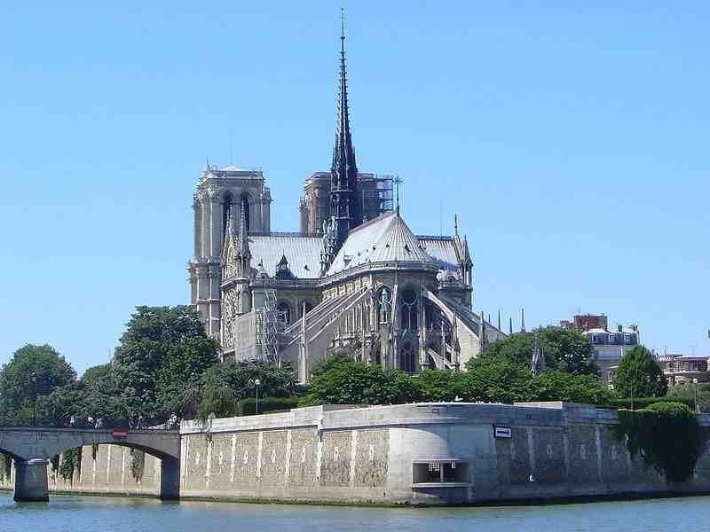 Notre-Dame de Paris, dans quel arrondissement ?