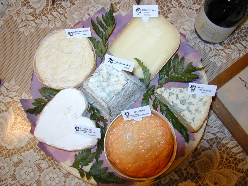 Tour de France des fromages ?