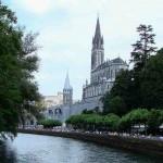 Site des sanctuaires, Lourdes ?