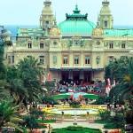 Le casino de Monte-Carlo, Monaco