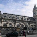 La Gare de Lyon, à Paris ?