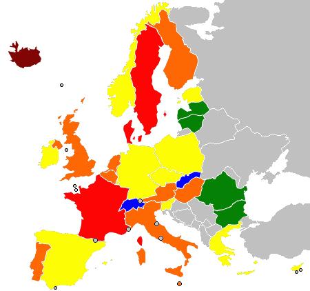 La France championne d'Europe des dépenses publiques ?