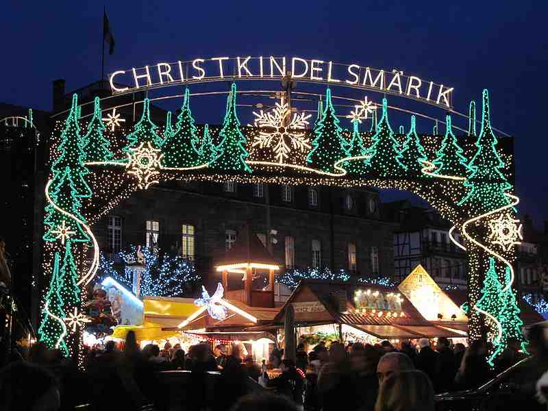 Quel est le plus ancien marché de Noël de France ?