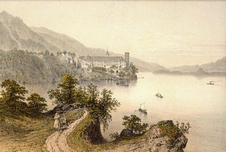 Le Lac, de Lamartine ?