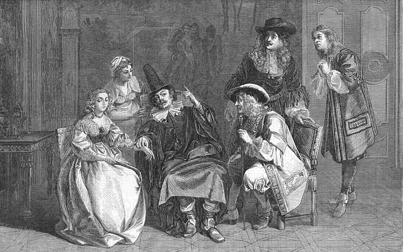 Le médecin de Molière ?