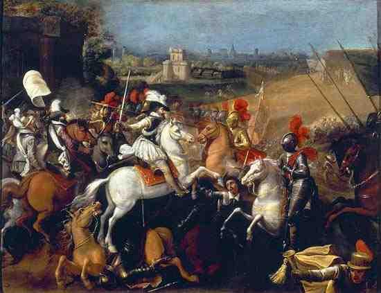 Quelle est la couleur du cheval blanc d'Henri IV ?