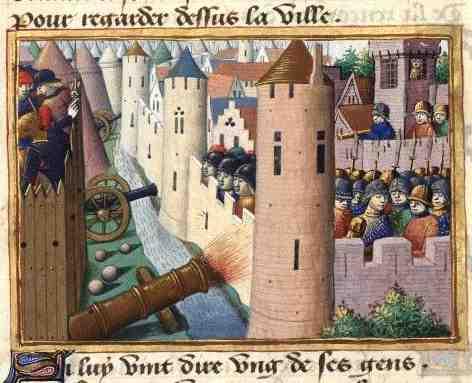 Normandie, villes historiques ?
