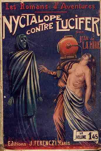 Le premier super-héros ? français, bien sûr…