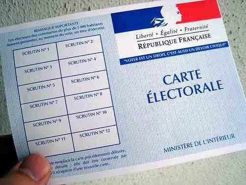 Dates des élections présidentielles 2012, en France ?
