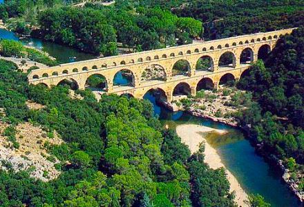 Visiter le site du Pont du Gard ?