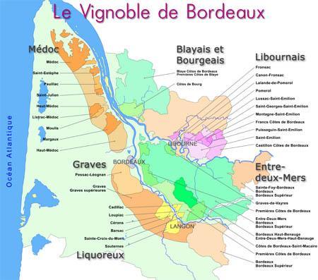 Vignoble de Bordeaux ?