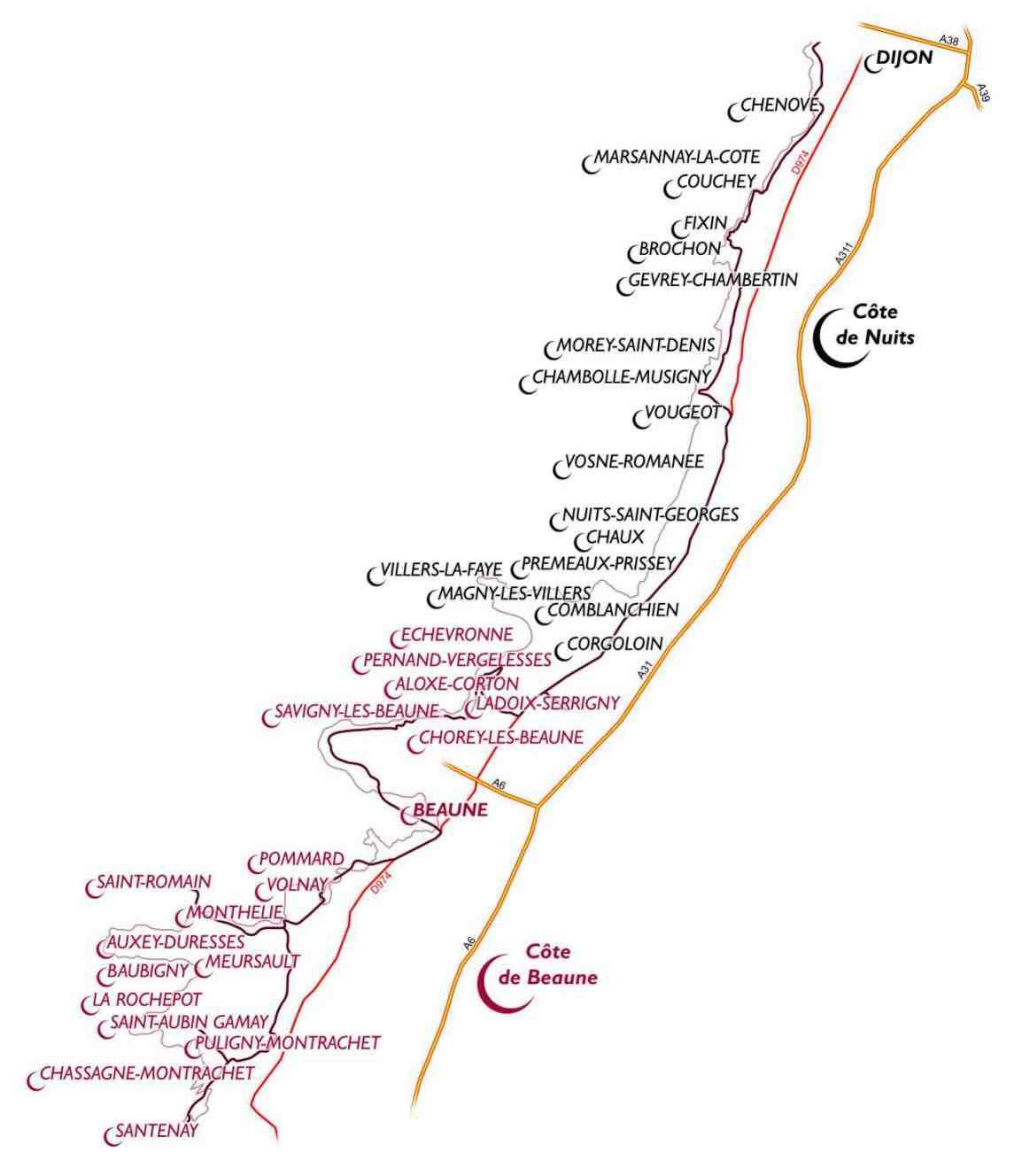 Grand cru de Bourgogne ?