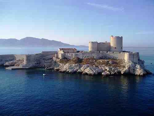 Château d'If, une prison célèbre ?