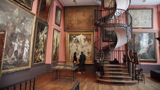 Musée Gustave Moreau ?