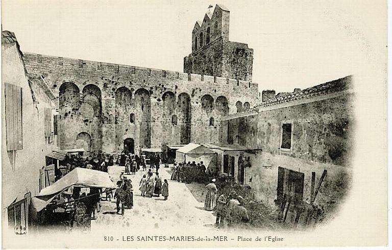 Les Saintes-Maries-de-la-Mer, lieu de pèlerinage ?