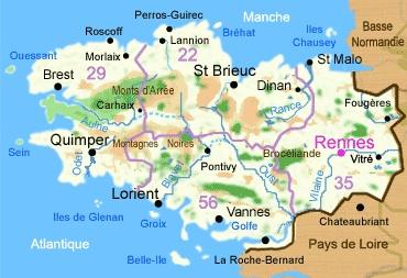 5 des plus belles îles de Bretagne ?