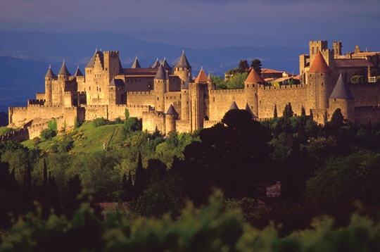 La Cité de Carcassonne ?