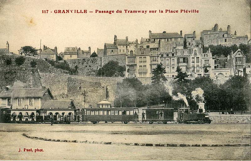 Granville, station balnéaire de la Manche ?