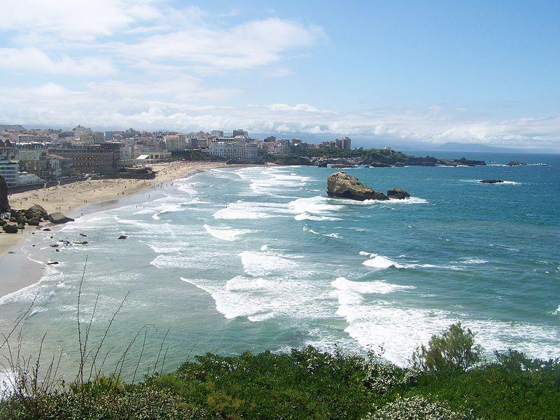Biarritz, ville du surf ?