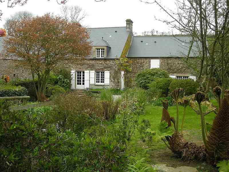 Maison Jacques Prévert à Omonville-la-Petite ?