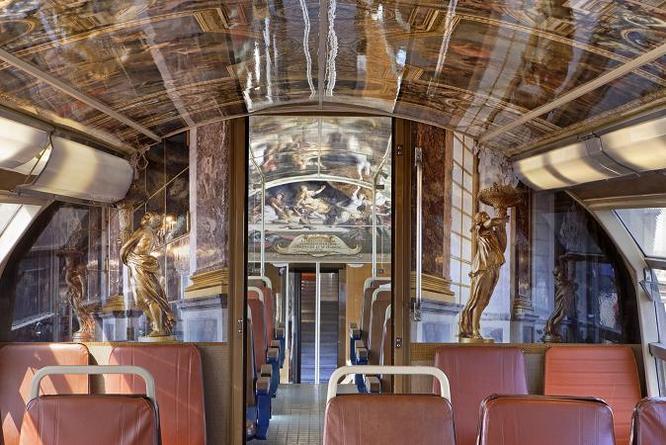 A Versailles dans la ligne C du RER ?