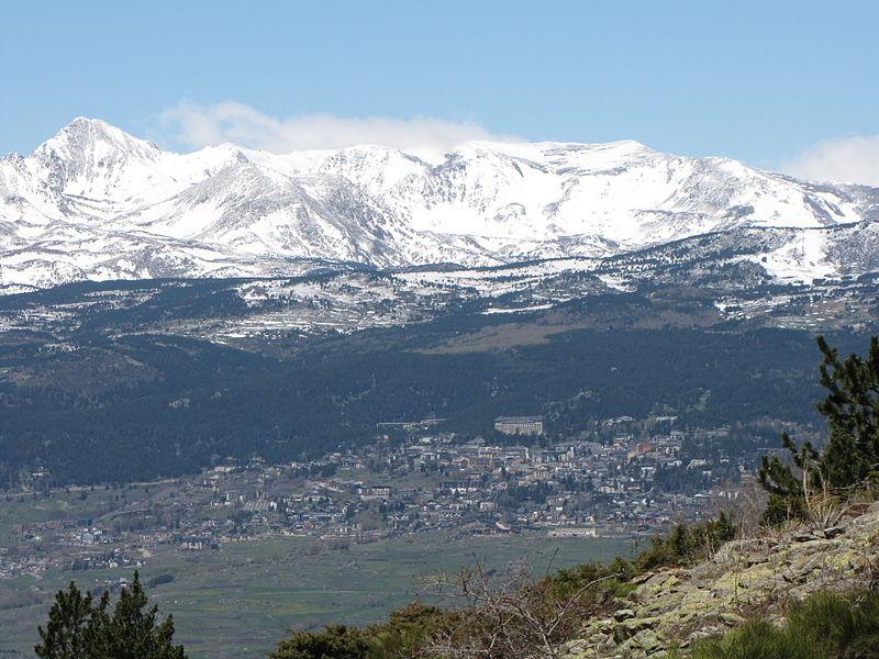 La station de ski la plus ensoleillée de France: Font Romeu ?