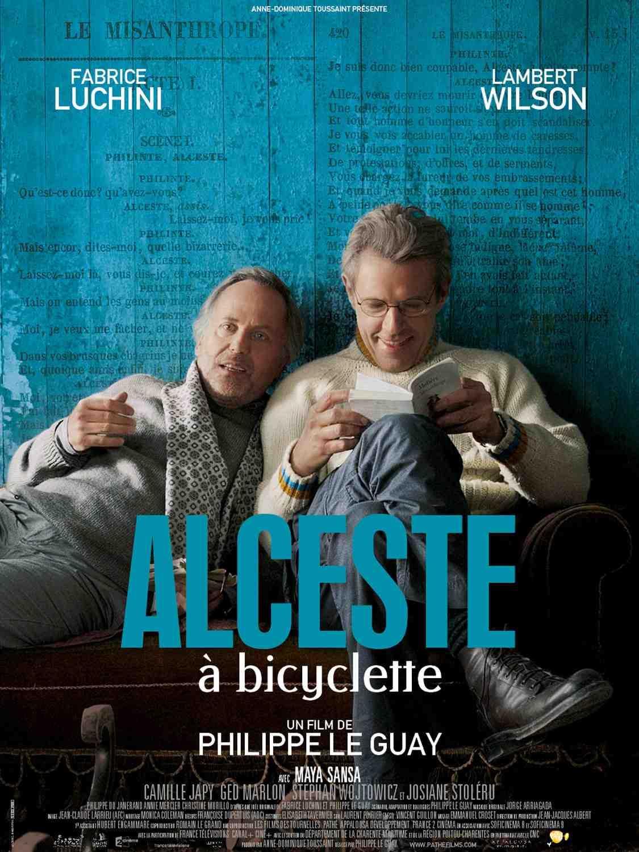 Alceste à bicyclette ?