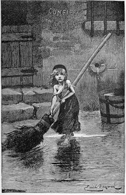 Les personnages des Misérables de Victor Hugo ?