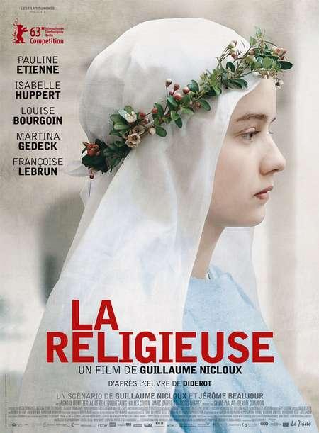 La Religieuse de Diderot au cinéma ?