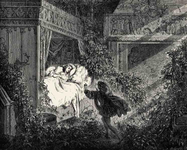 La morale de la Belle au bois dormant ?