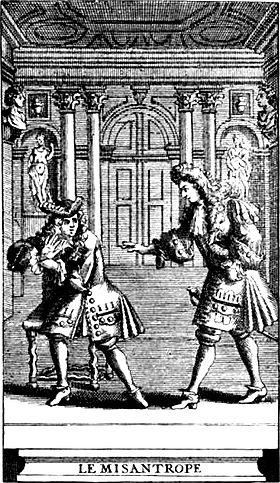 Le Misanthrope, Molière, acte V, scène 4 ?