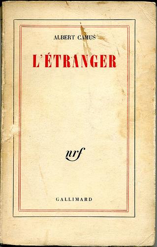 L'Étranger d'Albert Camus, la première phrase ?