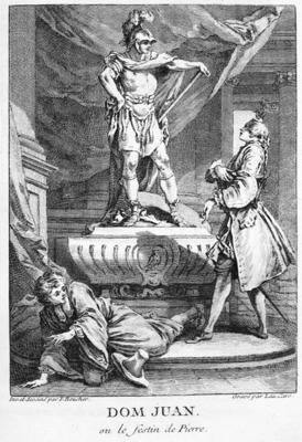La fin de Dom Juan, vue par Molière ?