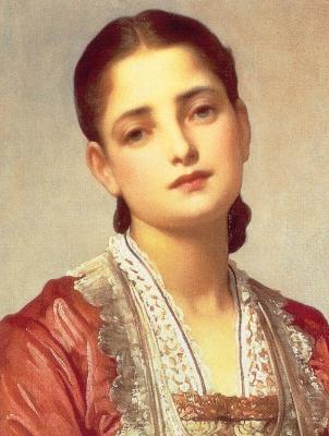 Marie Duplessis, la Dame aux camélias ?