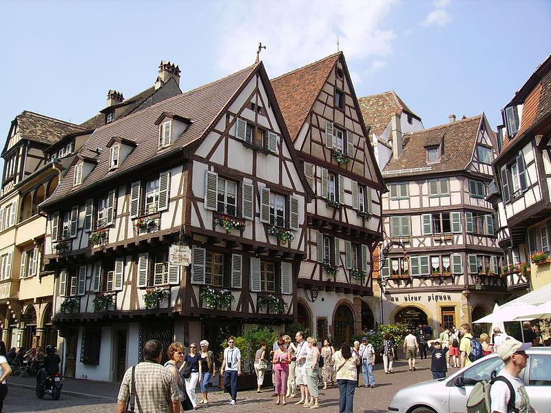 7 lieux à visiter en Alsace ?