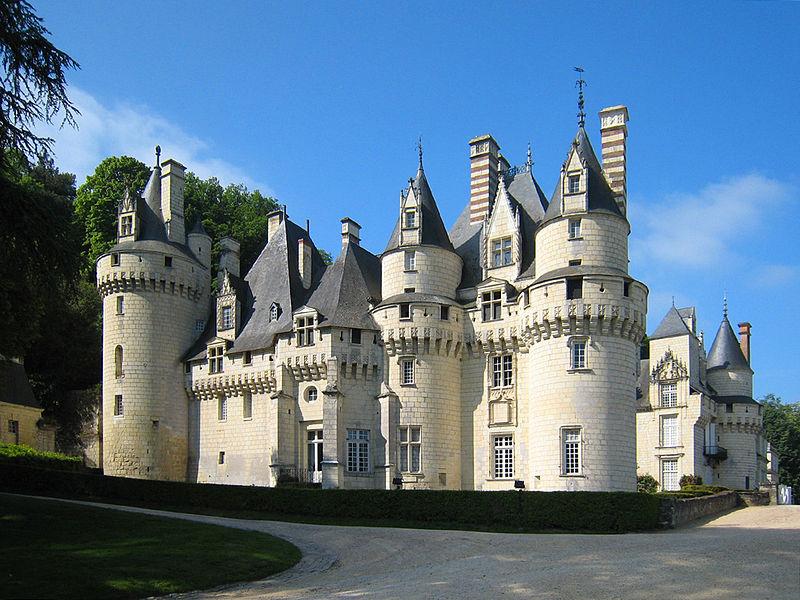 Le château de la Belle au bois dormant ?