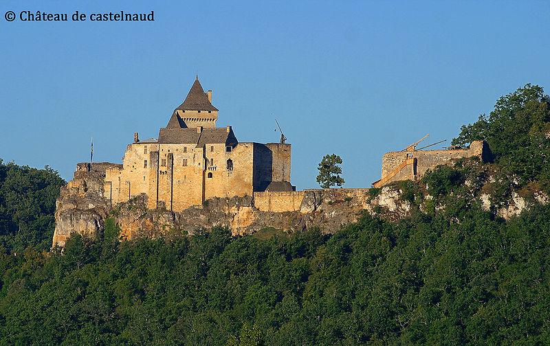 Château de Castelnaud en Dordogne ?