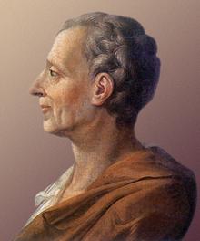 « De l'esprit des lois » de Montesquieu, l'homme et le pouvoir ?