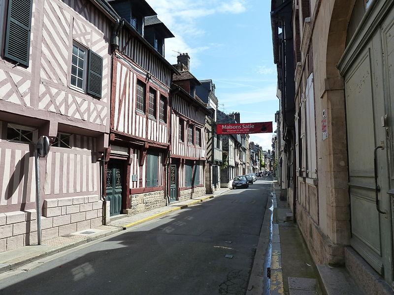 Les Maisons Erik Satie à Honfleur ?