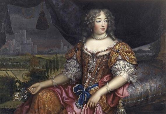 Les maîtresses de Louis XIV, par ordre alphabétique  ?