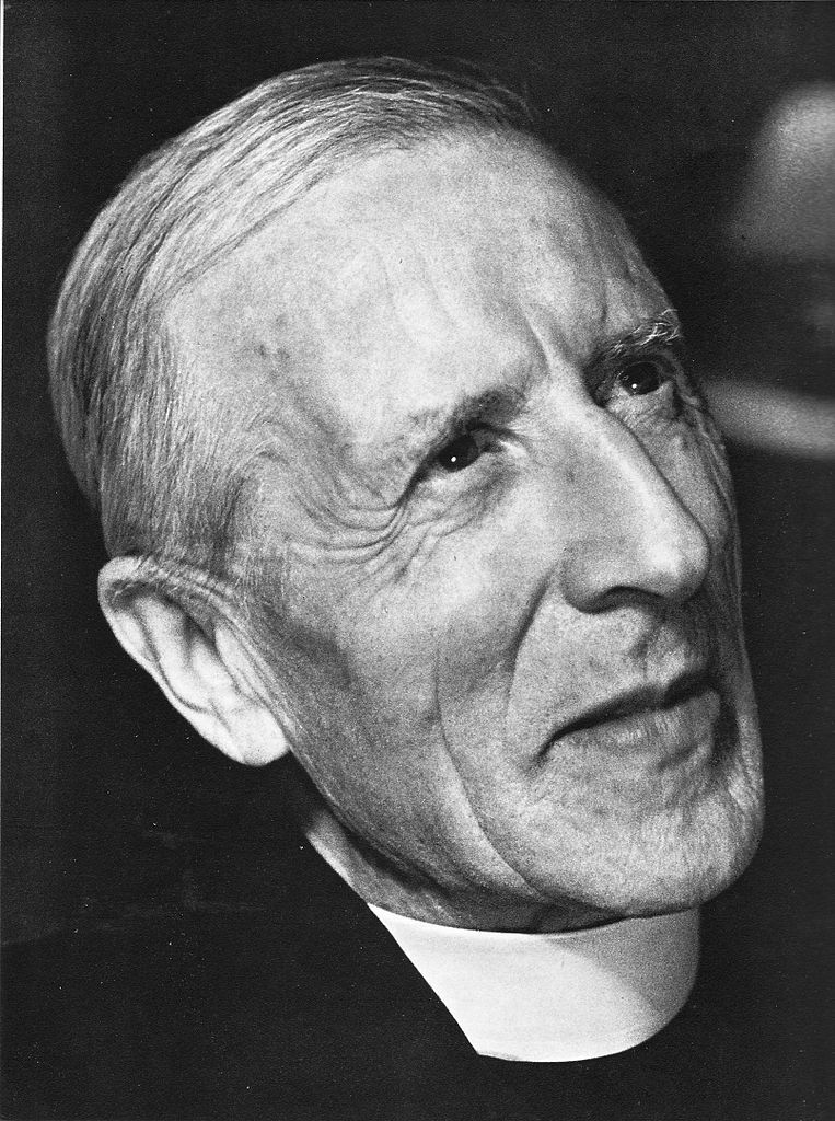 Pierre Teilhard de Chardin, en 10 citations ?