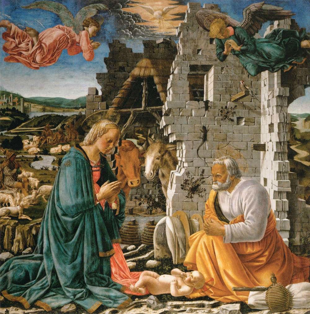 Entre le bœuf et l'âne gris, l'un des plus anciens chants de Noël ?