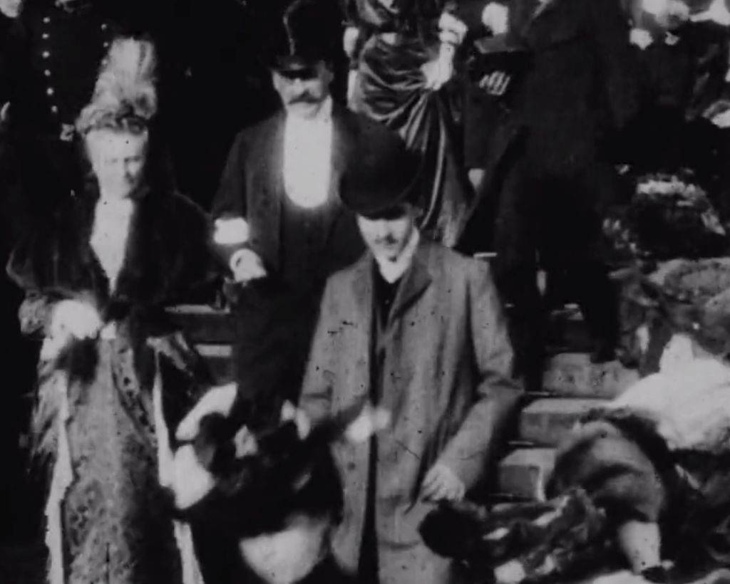 Le premier film de Marcel Proust ?